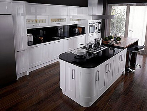 Kitchen Ideas Center | Western Home Decorating Colourful Kitchen Design Ideas Centre