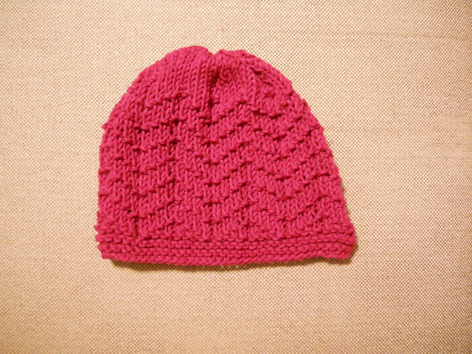 Knitting with Schnapps: Introducing the Point of Hope Reversible Chemo Cap!