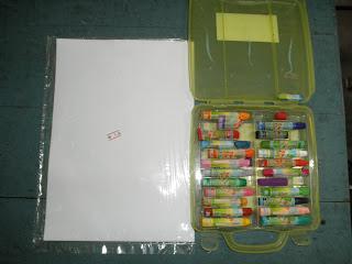 Langkah 1 Menyediakan bahan-bahan yang diperlukan
