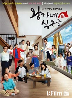 Gia Đình Hoàng Gia - The Wang Family