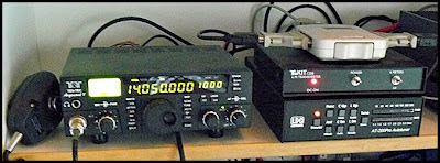 Argo V and 6M transverter