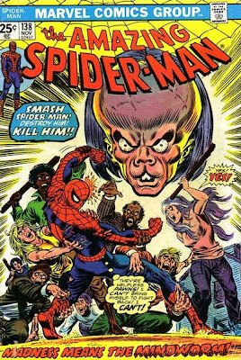 Amazing Spider-Man #138, the Mindworm