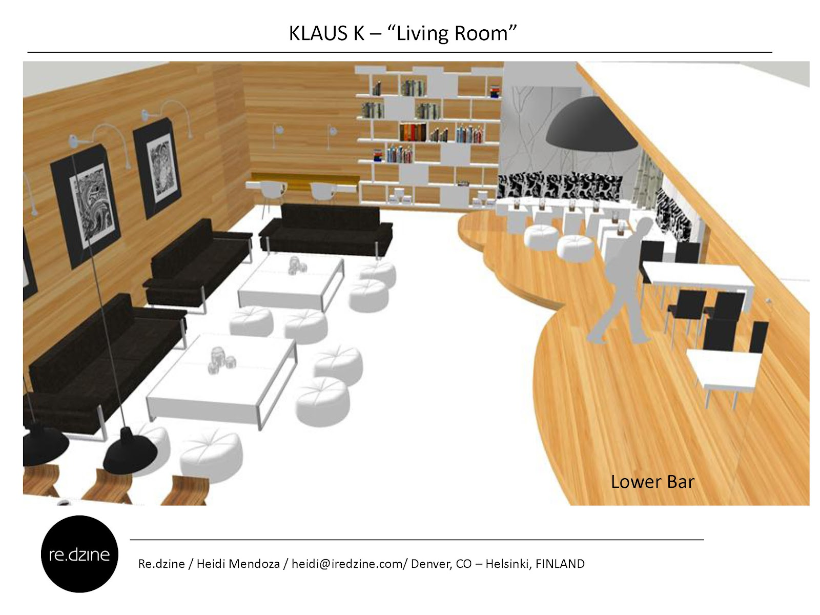 News from: Klaus K, Helsinki - The Living Room Co-Creation Project