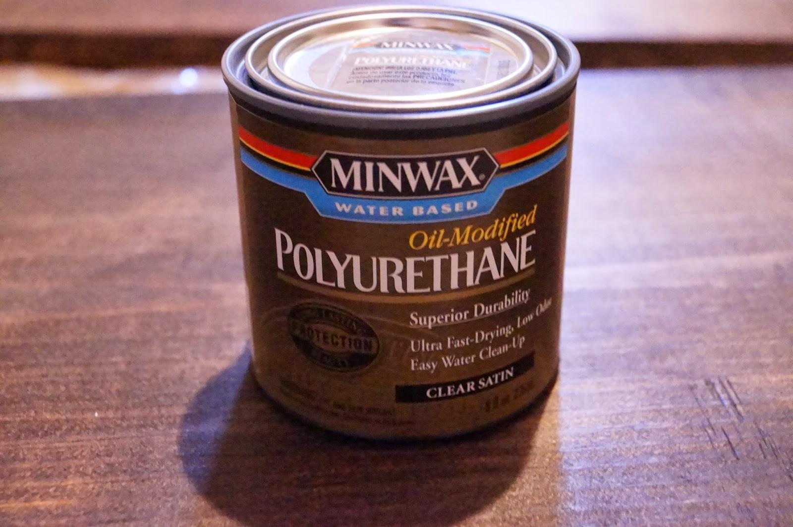 satin polyurethane