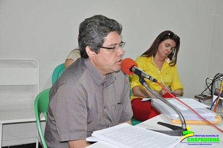 Chapadinha-MA: Governo avalia 60 dias de trabalho
