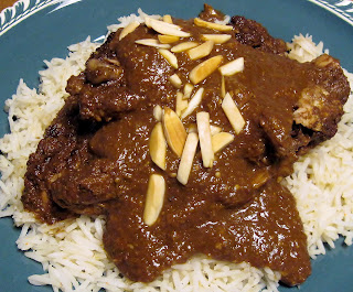 crock pot chicken mole