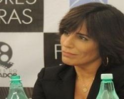 Atriz Glória Pires é vítima de estelionato pela internet