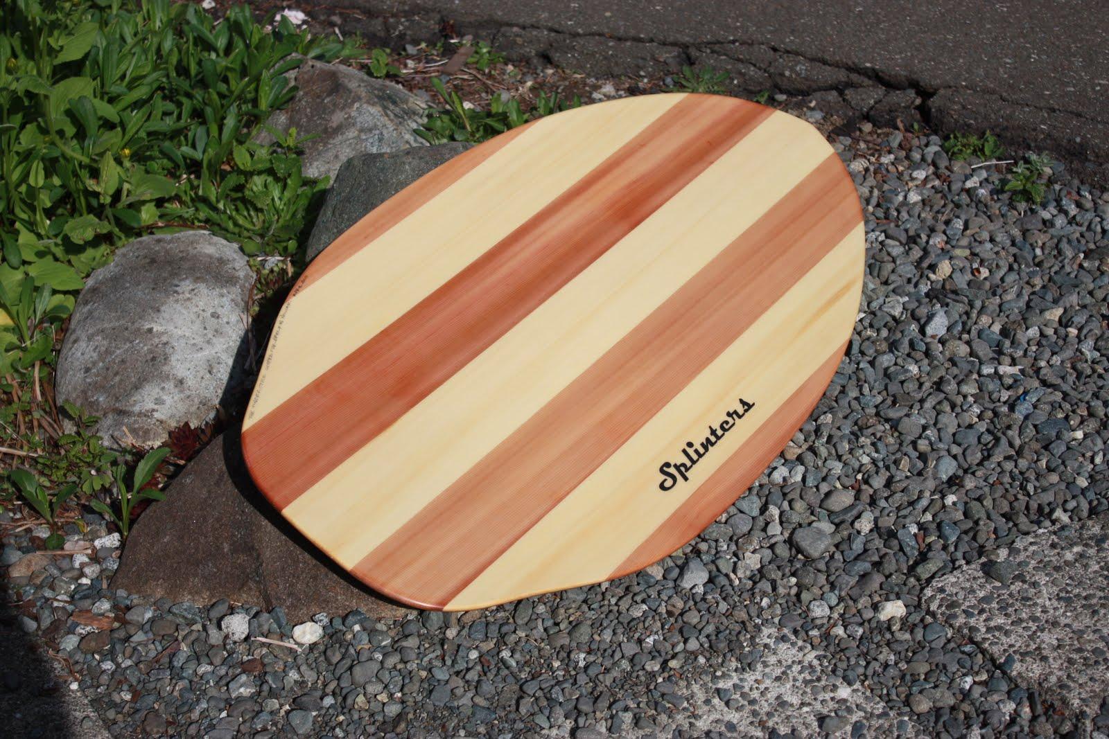 Skimboard Template | Splinters Surf The Latest Lumber