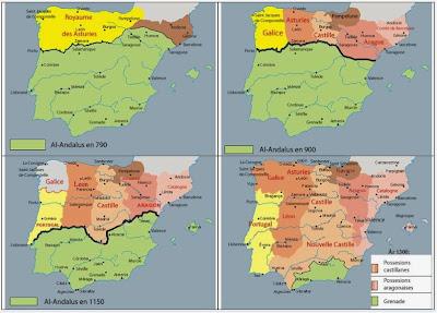 Historia de Sevilla III - Época Islámica
