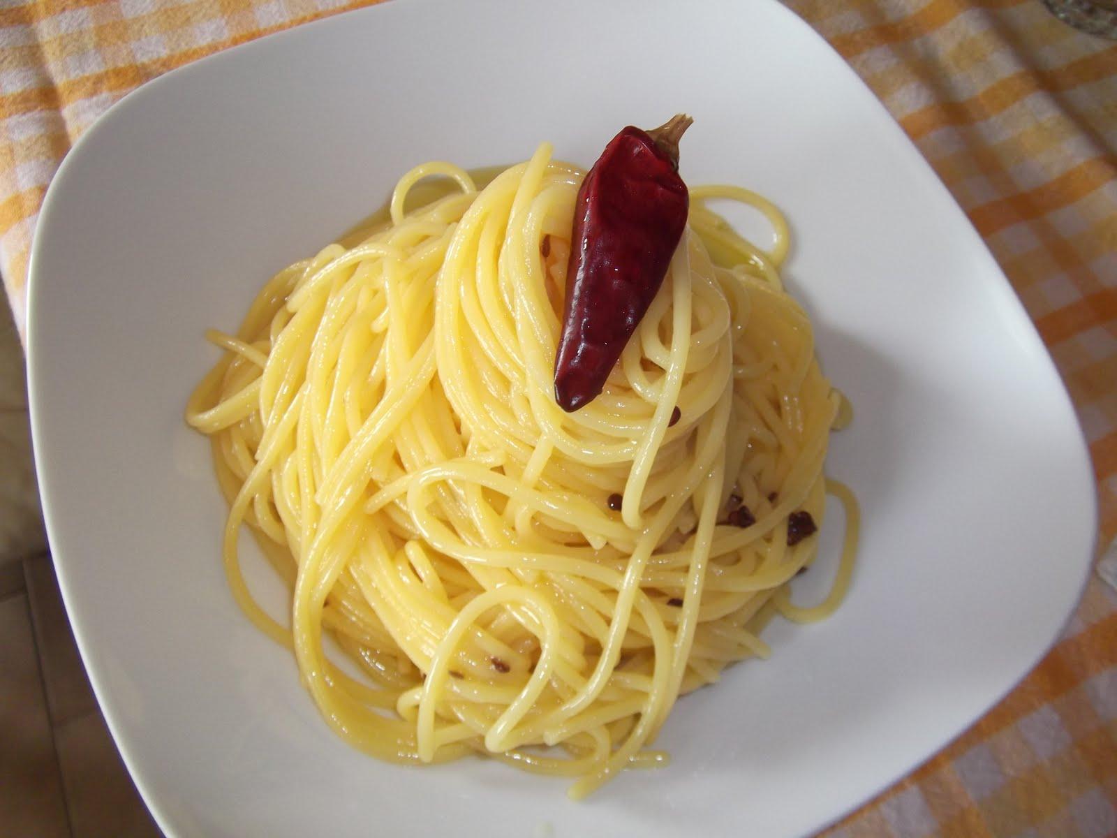 Cucina Sono Intollerante!!!: Aglio Olio E Peperoncino Senza Glutine #B08E1B 1600 1200 Cucina Mediterranea Senza Glutine