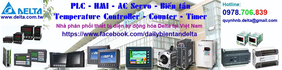 Biến tần Delta | bien tan Delta | Đại lý bán biến tần Delta | PLC Delta | HMI Delta |AC Servo Delta