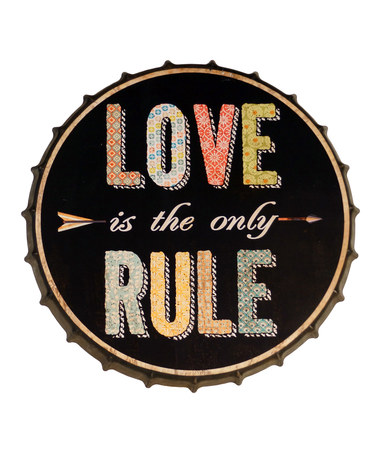 Busy Hands Quilts Quot Love Is The Only Rule Quot A Vintage