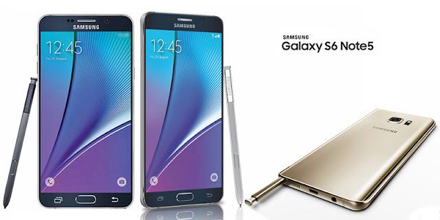 Samsung Galaxy S6 Note 5 Spesifikasi Dan Harga