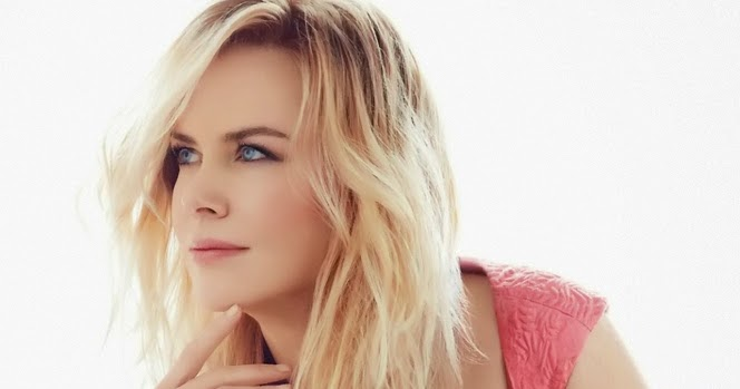 Nicole Kidman hot images from InStyle Russia magazine (May