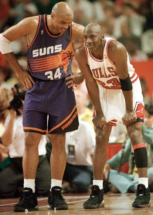 On This Day In Sports: June 11, 1993: Jordan and Barkley ...
