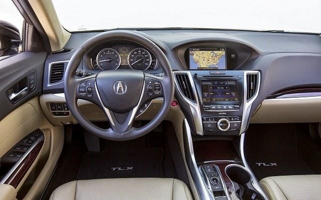 2016 Acura TLX Concept