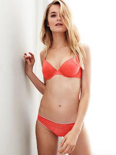 Bridget Malcolm – Victoria's Secret – December 2015