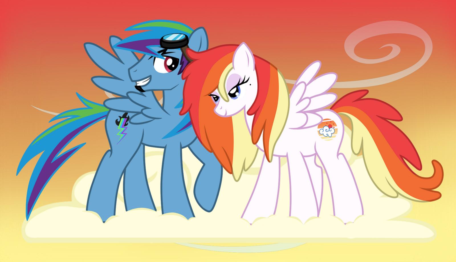 my little pony friendship is magic fan blog rainbow dash