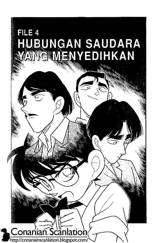 Dilarang COPAS - situs resmi www.mangacanblog.com - Komik detective conan 124 - hubungan saudara yang menyedihkan 125 Indonesia detective conan 124 - hubungan saudara yang menyedihkan Terbaru |Baca Manga Komik Indonesia|Mangacan