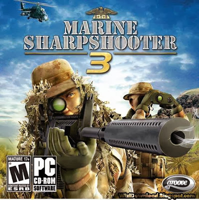 Marine Sharpshooter 3 PC Game Download