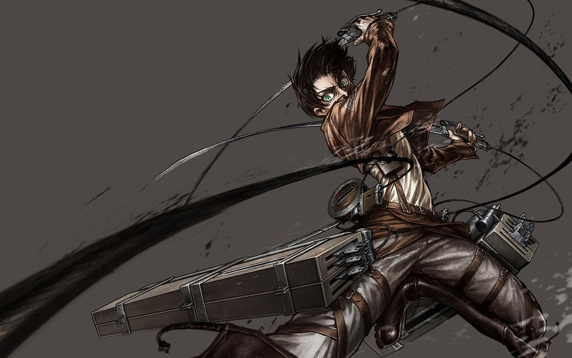 Eren Jaeger Wallpaper HD