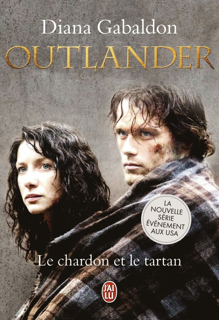 Le Chardon et la Tartan Diana Gabaldon