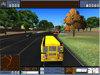 Bus Driver Game Portable