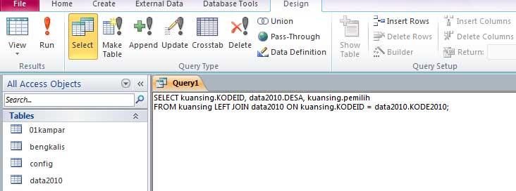 Belajar Sintaks SQL Query dengan mudah - Ilmu Programmer