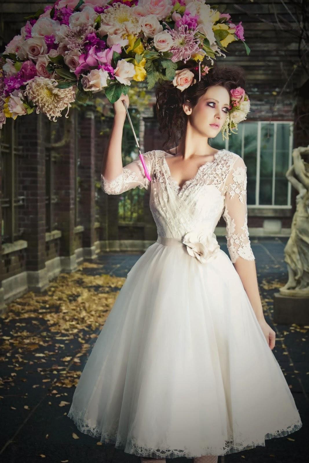 Idle Fancy: The Sewist Buys a Wedding Dress