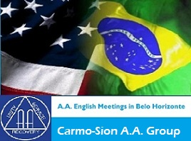 A.A. English Meetings in Belo Horizonte