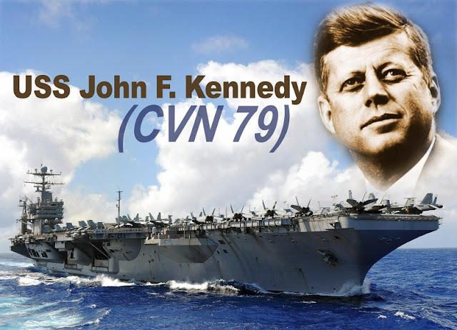 USS John F. Kennedy (CVN-79)