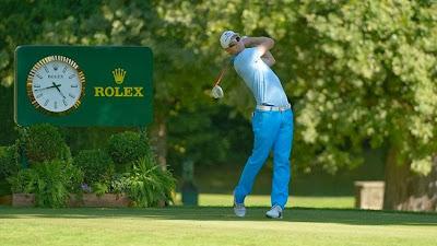 Rolex renueva con el European Tour por 10 años más