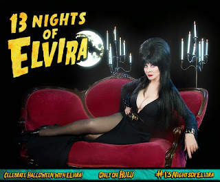 13 Nights of Elvira on Hulu