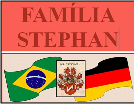 BLOG DA FAMÍLIA STEPHAN