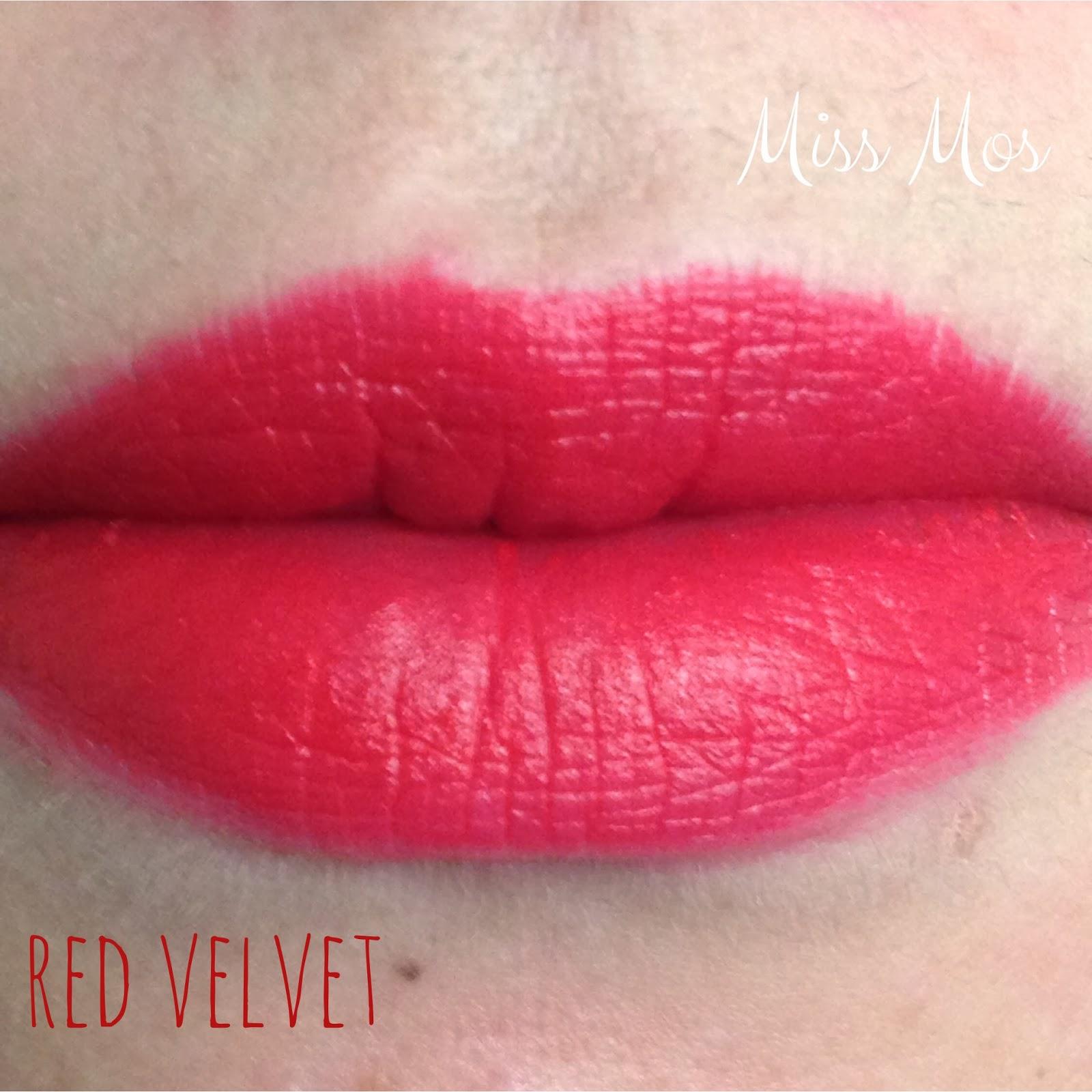 Red Velvet Wet N Wild