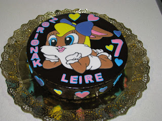 tarta lola bunny