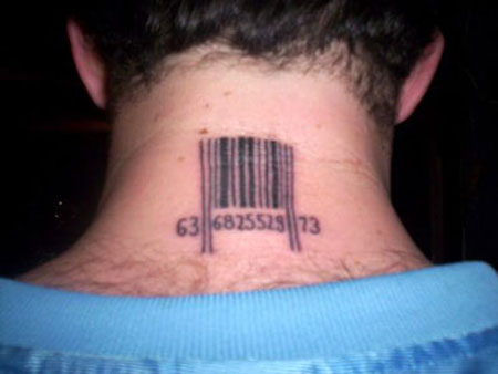 Tattoos for Boys & Girls: Neck tattoos .............
