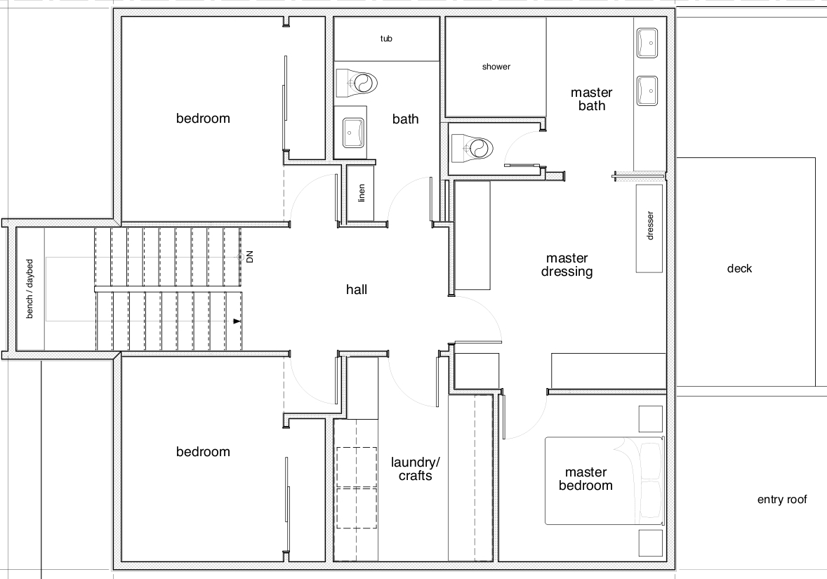 26 photos and inspiration master suite layouts house plans 86768 - Master bedroom layouts ...