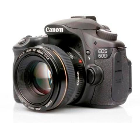 Kamera Canon 60D Harga dan Spesifikasinya terbaru 2013