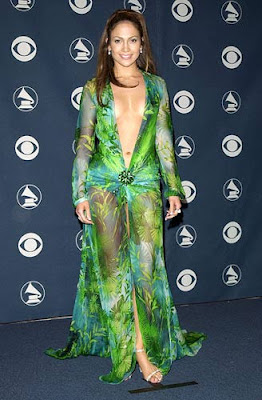 Jennifer Lopez Grammy Dress on Jennifer Lopez Grammy Dress   Breathless Pics