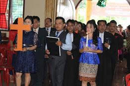 Natal Perdama PPTSB Wilayah Provinsi Jambi Sukses