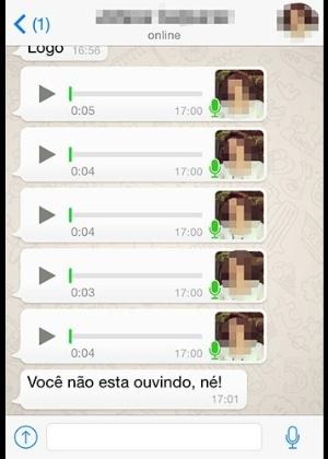 O truque para que só você escute as mensagens de voz do WhatsApp