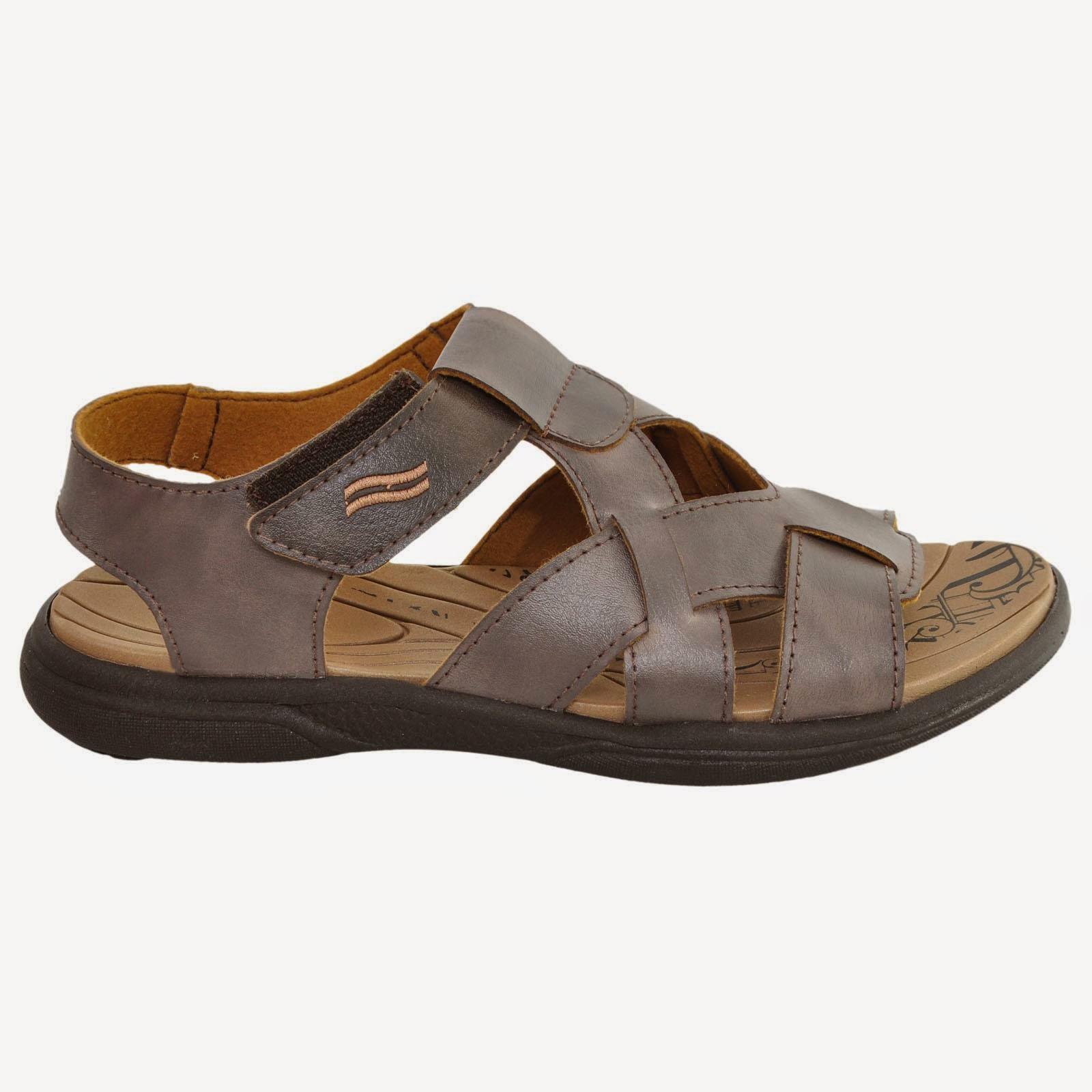 Sandália masculina Itapuã - Sandália de macho