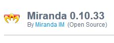 Miranda 0.10.33 For Windows