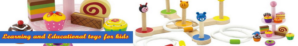 Learning and Educational toys for kids