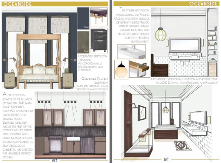 Keen on design interior design portfolio event Fit interior design portfolio