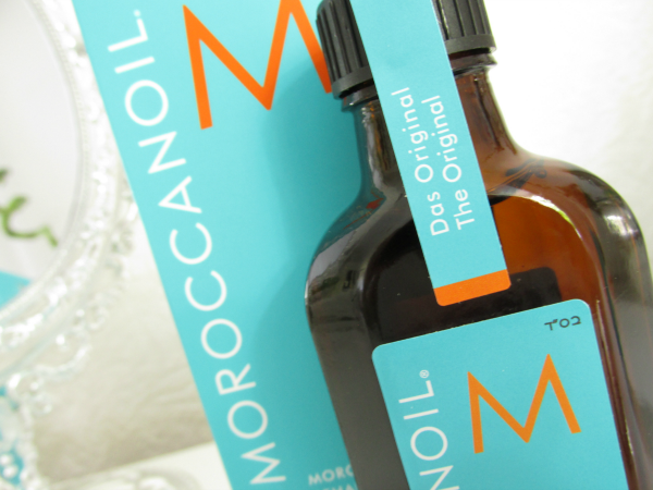Review: Morrocanoil Hair Treatment & Hydrating Styling Cream