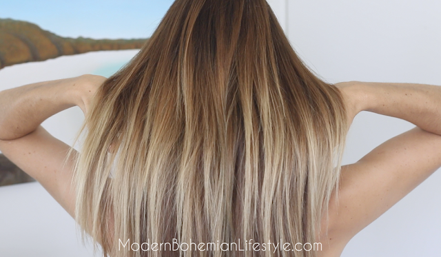 How To Maintain Ombre Balayage Hair At Home