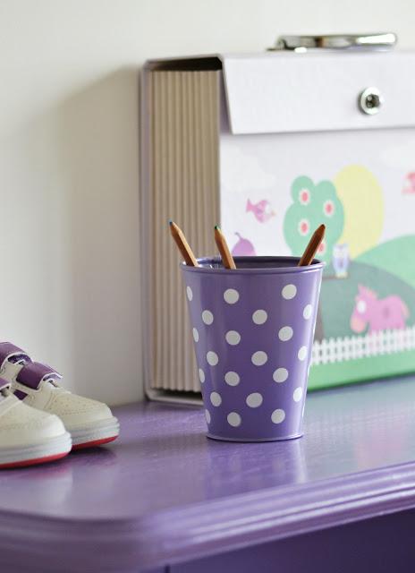 Kronprinsessene: pasteller på barnerom!