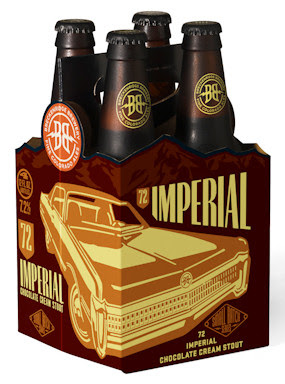 Breckenridge Imperial 72 Chocolate Cream Stout